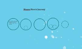 Moana Hero's Journey