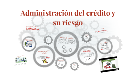 Administración del crédito y su riesgo