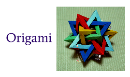 Copy of Taller de Origami
