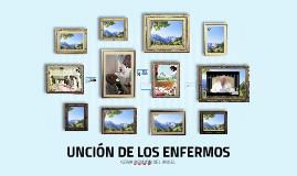 UNCIÓN DE LOS ENFERMOS