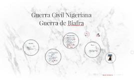 Copy of Guerra Civil Nigeriana