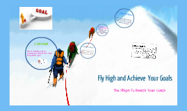Fly High and Achieve Your Goals