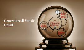 Generatore di Van de Graaff