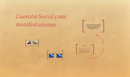 Cuestión Social y sus manifestaciones