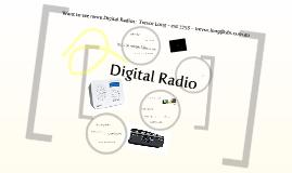 Digital Radio @ SBS