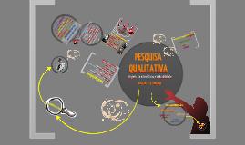 Copy of Pesquisa Qualitativa