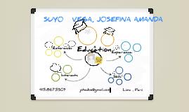 White Board Prezumé de JOSEFINA AMANDA SUYO VEGA