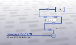 Europass CV / XML