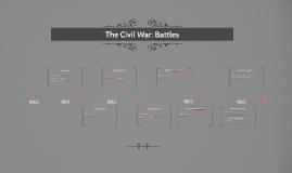 Copy of The Civil War: Battles