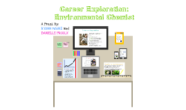 Copy of Career Exploration: Environmental Chemist