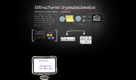Copy of Mecanicistas y orgánicas