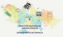dirección nacional de sanidad policial