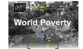 Analysing And Investigating Poverty