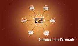 Gougère au Fromage