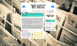 MUY HARTAS
