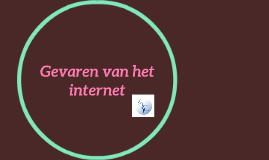 gevaren Internet Zoznamka