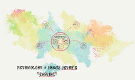 """Psychology + James Joyce's """"Eveline"""""""
