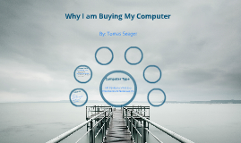 Why I am Buying My Computer