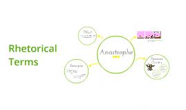 Anastrophe