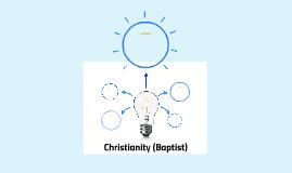 Christianity (Baptist)