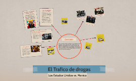 Copy of El Trafico de Drogas