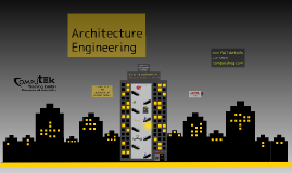 Architecture Engineering Training