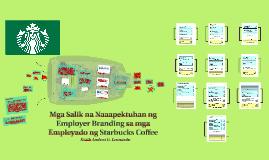 Mga Salik na Naaapektuhan ng Employer Branding sa mga Empley