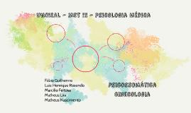 UNCISAL - MST III - Psicologia Médica