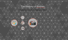 The History of Ramen