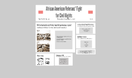 Copy of African American Veterans' Fight for Civil Rights