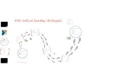 Copy of AVID: Critical Reading Strategies