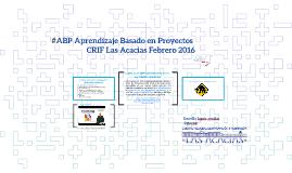 #ABP Aprendizaje Basado en Proyectos