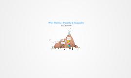 WD1 Theme 2 Poverty & Inequality | Exam Prep