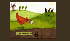 La gallinita colorada