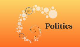 Copy of Politics