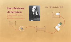 Hipótesis de Bernstein