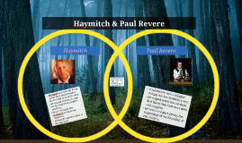 Haymitch & Paul Revere