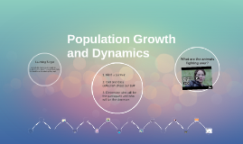 Population Growth and Dynamics