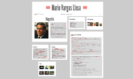 Copy of Mario Vargas Llosa