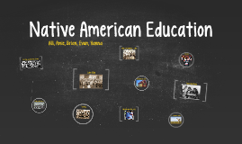Native American Education
