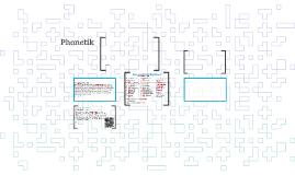 Phonetik (Deutsch A1)