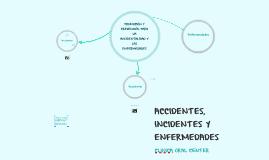 Accidentes, incidentes y enfermedades