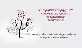Copy of prezentare Gadinti