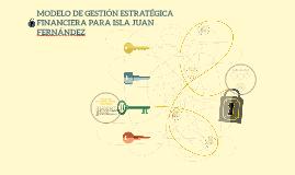 MODELO DE GESTIÓN FINANCIERA PARA ISLA JUAN FERNANDEZ