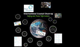 International Coastal Clean-up - Safety and Basic Information