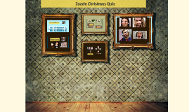 Zazzle Christmas Quiz