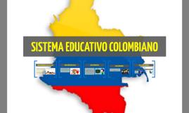 Copy of Sistema educativo colombiano