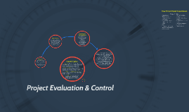 Project Evaluation & Control