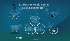 La Neurociencia social d la Educación