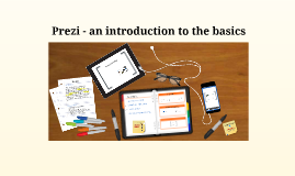 Intro to Prezi Basics